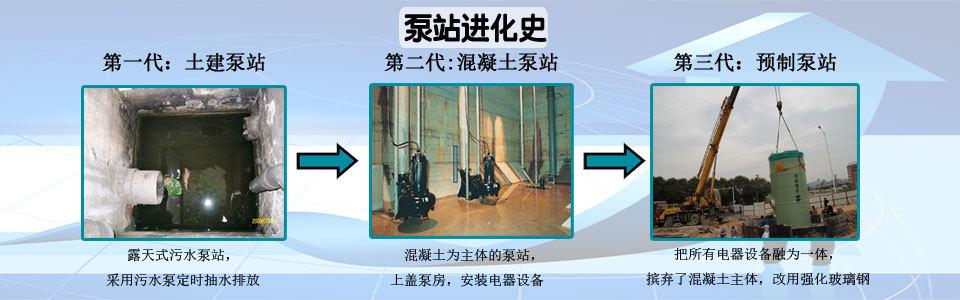 一体化取水泵站(图1)