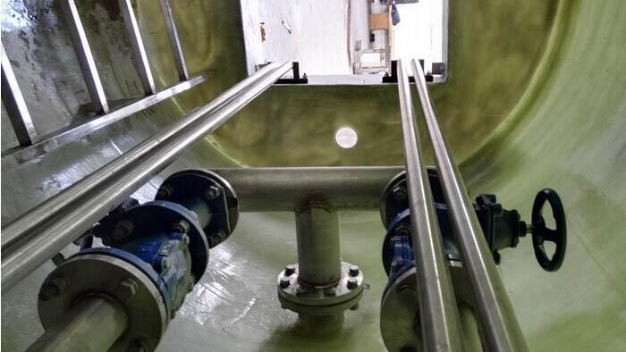 一体化取水泵站(图5)